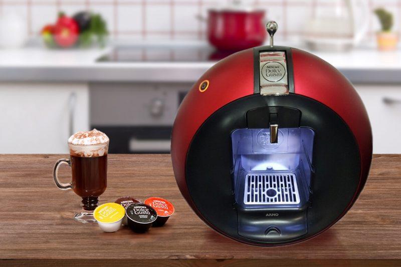 Cómo funciona una cafetera de Dolce Gusto